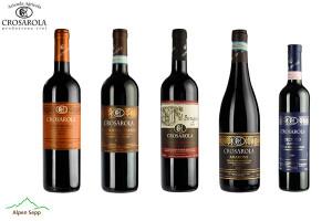 CROSAROLA Weinsorten Fumane
