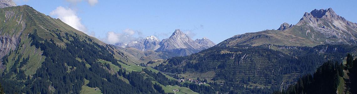 Wild Lebensraum Alpenwild