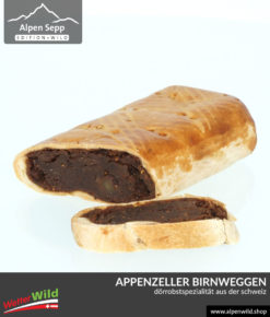 Appenzeller Birnweggen - Dörrobstspezialität aus der Schweiz