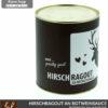 Hirschragout Hirschgulasch an Rotweinsauce, 680 Gramm