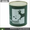 Rehragout Rehgulasch an Rotweinsauce, 680 Gramm