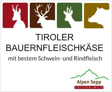Tiroler Bauernfleischkäse im Shop kaufen