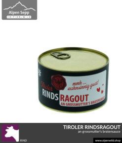 Tiroler Rindsragout Konserve Fertiggericht