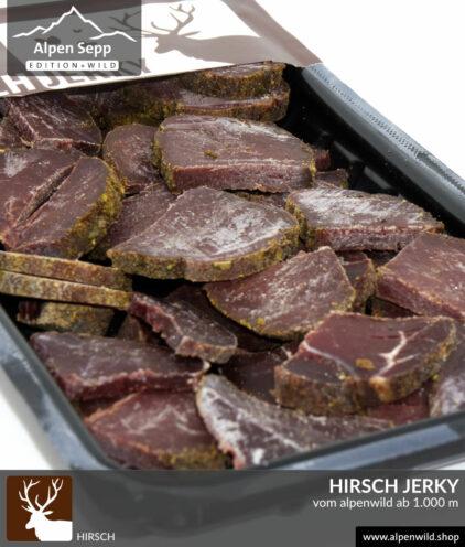 Hirsch Jerky Trockenfleisch