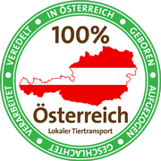 Siegel für Österreichische Fleischqualität