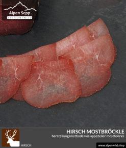 Hirsch Mostbröckli im Shop kaufen