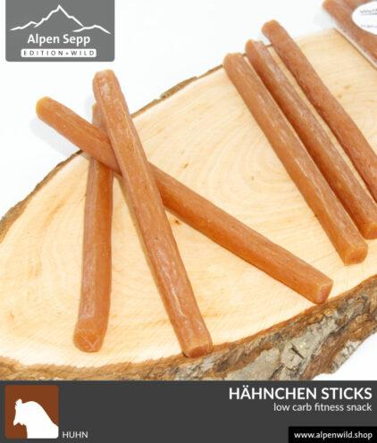 Hähnchen Snacks - Low Carb Snack