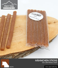Hähnchen Snacks - Low Carb Snack