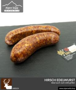 Hirsch Edelwurst
