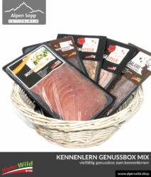 Kennenlern Genussbox Mix