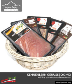 Kennenlern Genussbox Mix