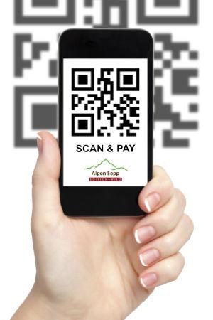Einfach bezahlen mit QR Code und Girocode bzw. Scan & Pay