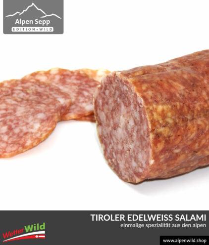 Tiroler Edelweiss Salami