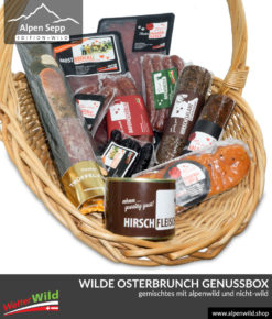 Wilde Osterbrunch Genussbox