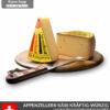 Appenzeller® Käse kräftig-würzig aus der Schweiz – Swiss Cheese