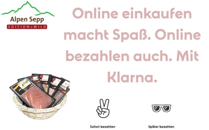 Alpen-Sepp-Wild-Rechnungskauf