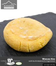 Winzling Käse   100% Heu und kräuterreiche Magerwiese   Lechtaler Naturkäserei in Tirol   100% Heumilch   55% F.i.T.
