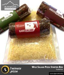 Wild Salami Starter Pizza-Box